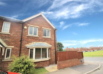 Thumbnail 3 bed semi-detached house for sale in Marguerite Gardens, Upton, West Yorkshire