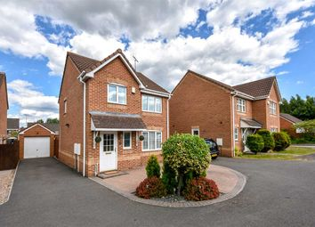 Thumbnail 3 bed detached house for sale in Crome Close, Wellingborough