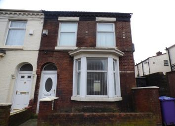 Thumbnail 3 bed property to rent in York Street, Walton, Liverpool
