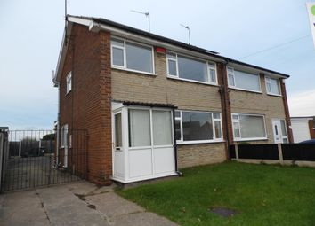 Thumbnail 3 bed semi-detached house to rent in Willow Road, Armthorpe, Doncaster