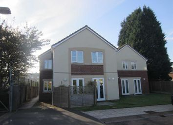 Thumbnail 2 bed flat to rent in Machin Rise, Henbury, Bristol