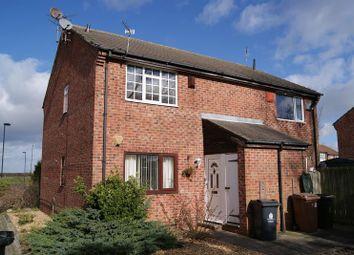 Thumbnail 1 bedroom flat to rent in Cheviot Grange, Burradon, Cramlington