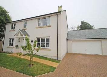 Thumbnail 4 bed detached house for sale in Barton Brake, Wembury, Plymouth, Devon