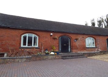 Thumbnail 1 bed barn conversion to rent in Farewell Hall Mews, Lichfield