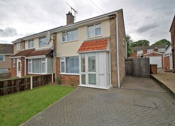 Thumbnail 3 bed semi-detached house for sale in Winrow Gardens, Basford, Nottingham