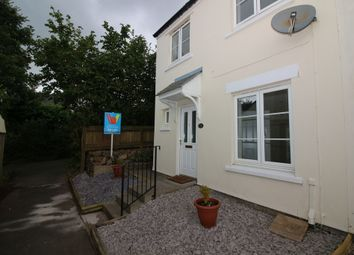 Thumbnail 3 bedroom end terrace house to rent in Campion Close, Pillmere, Saltash