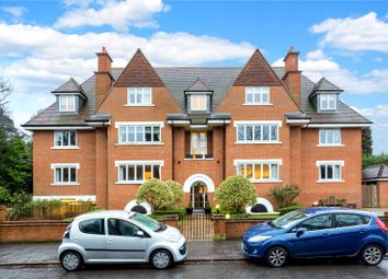 Thumbnail 2 bed flat for sale in Augustine Court, 4 Blanford Road, Reigate, Surrey