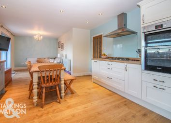 Thumbnail 3 bed detached bungalow for sale in Mill Road, Blofield Heath, Norwich