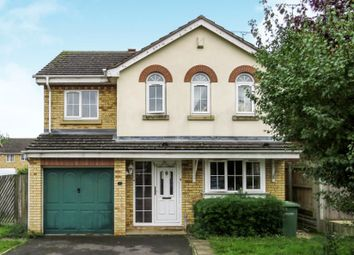 Thumbnail 4 bed detached house to rent in Boulton Court, Oadby