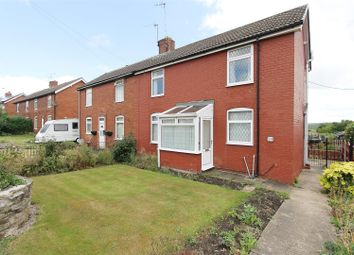 Thumbnail 3 bed semi-detached house for sale in East Crescent, Duckmanton, Chesterfield