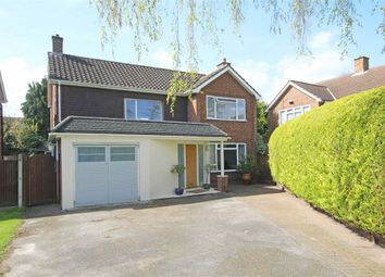 Thumbnail 4 bed detached house for sale in Chestnut Walk, Shepperton