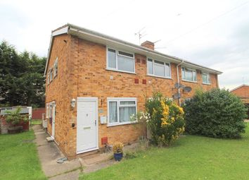 Thumbnail 2 bedroom maisonette for sale in Whatmore Close, Stanwell Moor