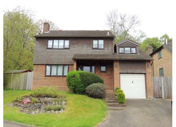 Thumbnail 4 bed detached house for sale in Podkin Wood, Walderslade, Chatham