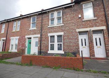 Thumbnail 2 bedroom flat for sale in Hotspur Street, Heaton, Newcastle Upon Tyne