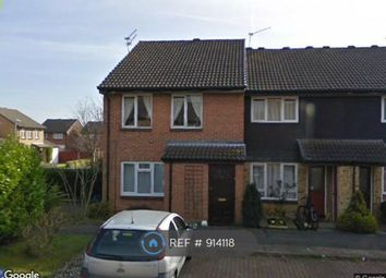 Thumbnail 1 bed maisonette to rent in Binbrook Close, Reading