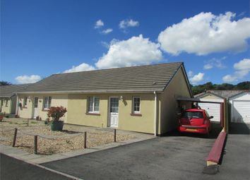 Thumbnail 2 bed semi-detached bungalow for sale in 16 The Grove, Begelly, Kilgetty, Pembrokeshire