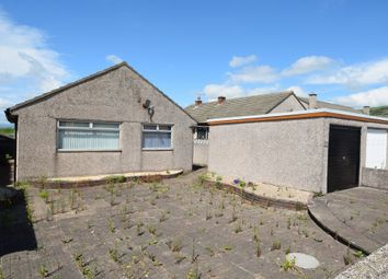 Thumbnail 3 bed detached bungalow for sale in Ireleth Court Road, Askam-In-Furness, Cumbria
