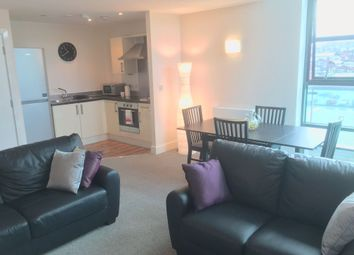 Thumbnail 2 bed flat to rent in Cornwall Works, Green Lane, Sheffield