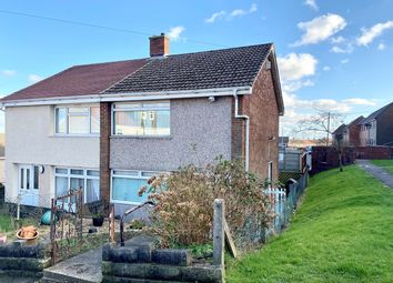 2 bed semi-detached house for sale in Parkhill Road, Treboeth, Swansea SA5