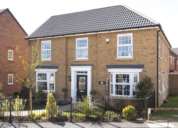 """Thumbnail 4 bed detached house for sale in """"Eden"""" at Huntingdon Road, Thrapston, Kettering"""