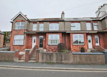 Thumbnail 2 bed terraced house to rent in Seymour Avenue, Newquay