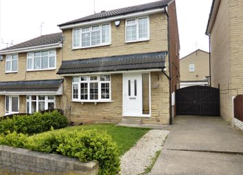 Thumbnail 3 bed semi-detached house for sale in Taunton Avenue, Sheffield