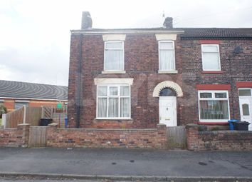 Thumbnail 4 bed end terrace house to rent in 185 Moorfield Road, Widnes