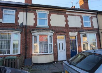 Thumbnail 3 bed terraced house for sale in Pelsall Lane, Walsall