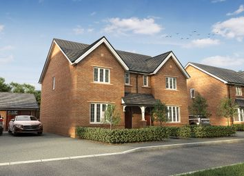 "Thumbnail 3 bedroom semi-detached house for sale in ""The Kipling"" at Wood Lane, Binfield, Bracknell"