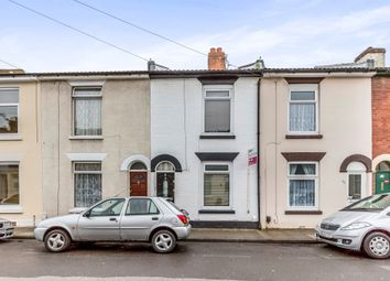 Thumbnail 3 bed terraced house for sale in Hampshire Street, Portsmouth