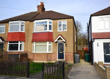 Thumbnail 3 bed semi-detached house for sale in Fairfield Way, Barnet
