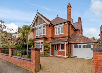 Thumbnail 5 bed detached house for sale in Hansler Grove, East Molesey