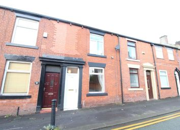 Thumbnail 1 bed terraced house for sale in Rochdale Road, Shaw, Oldham