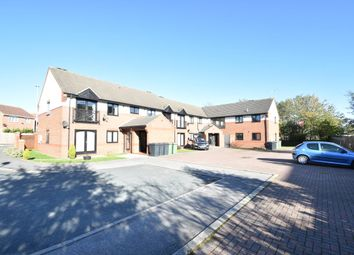 Thumbnail 2 bed flat to rent in Cricketers Close, Garforth, Leeds