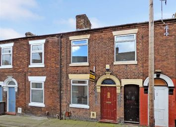 Thumbnail 2 bed terraced house for sale in Mount Street, Northwood, Stoke-On-Trent