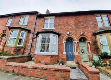 Thumbnail 3 bed terraced house for sale in Rosebery Road, Stanwix, Carlisle