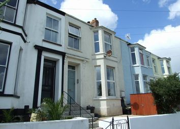 Thumbnail 2 bedroom flat to rent in Langton Terrace, Falmouth