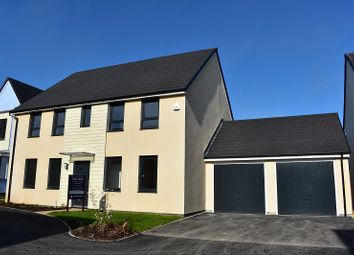 Thumbnail 4 bed detached house for sale in The Chelworth, The Rise Main Road, Ogmore-By-Sea, Bridgend.