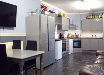 Thumbnail 8 bed terraced house to rent in Uplands Crescent, Uplands, Swansea
