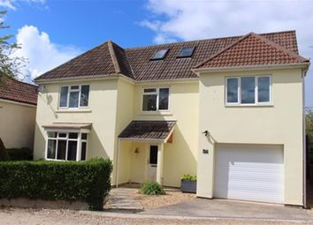 Thumbnail 4 bed detached house for sale in Low Lane, Calne