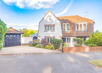 Thumbnail 3 bed detached house for sale in Greenways, Sandhurst