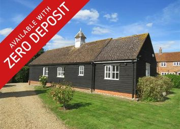 Thumbnail 1 bed detached house to rent in Chapel End Lane, Wilstone, Tring