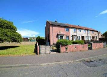 Thumbnail 3 bed terraced house for sale in Kingsdale Gardens, Kennoway, Leven