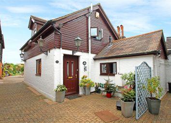 Thumbnail 2 bed link-detached house for sale in High Street, Edenbridge