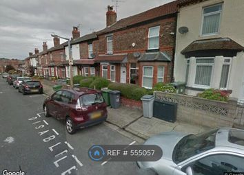 Thumbnail 3 bedroom terraced house to rent in Maybank Road, Birkenhead