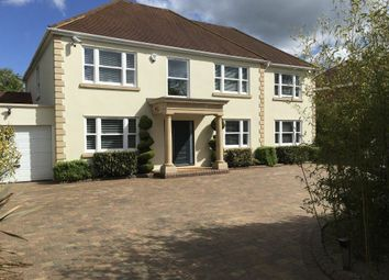 Thumbnail 5 bed property to rent in Hertford Road, Great Amwell, Ware