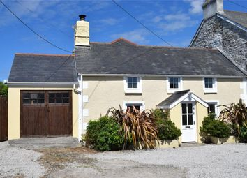 Thumbnail 3 bed semi-detached house for sale in Fore Street, Ashton, Near Helston