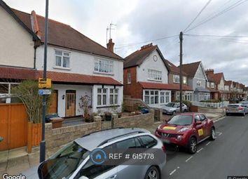 Thumbnail 2 bed flat to rent in Warrington Road, Harrow