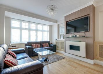 Thumbnail 4 bed terraced house for sale in Hillcourt Avenue, North Finchley, London