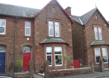 Thumbnail 4 bed semi-detached house for sale in Fruids Park Avenue, Annan
